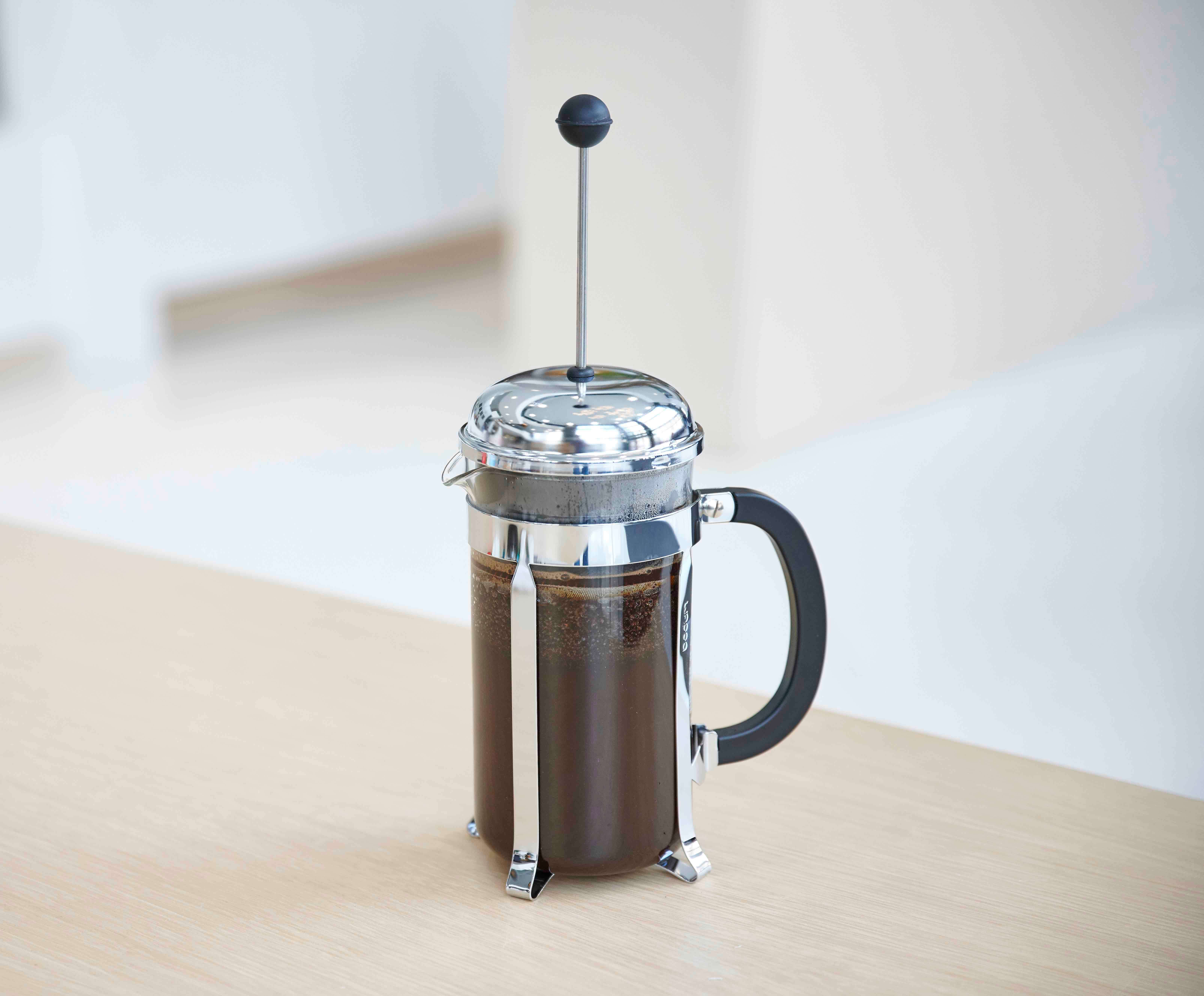 How To Make A French Press Instructions And Video Peace Coffee
