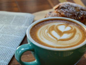 Capella Tower Peace Coffee Downtown Minneapolis Coffee Shop Menu