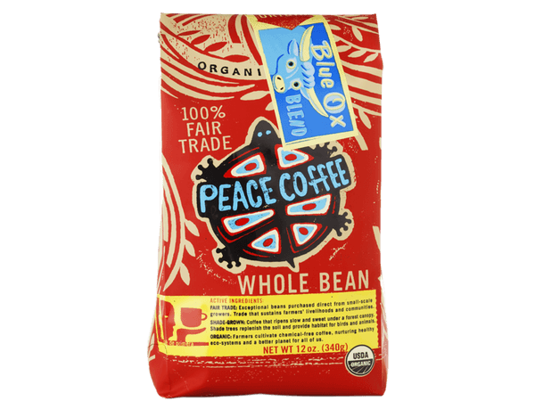 Blue Ox Best Medium Roast Coffee Bag