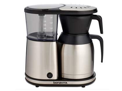 Automatic Pour Over Machine Review And Recommendations Peace Coffee