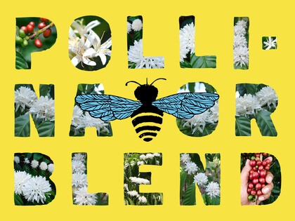 Peace Coffee Pollinator Blend image