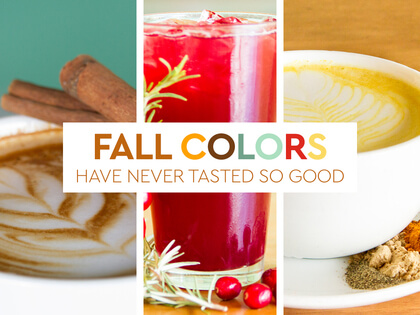 Fall drinks image
